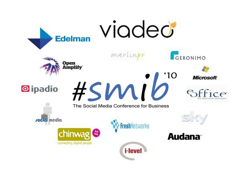 social media in business sponsors